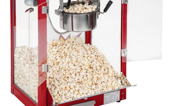 Machine à pop-corn en location