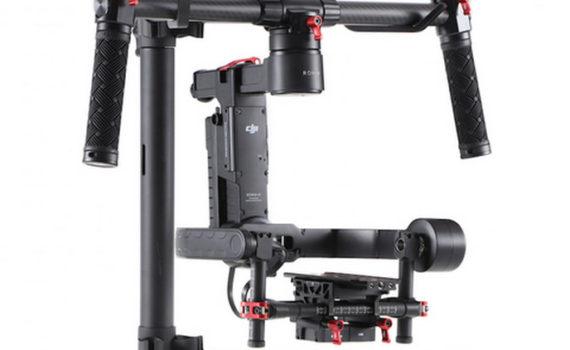 Dji Ronin M, stabilisateur vidéo en location pour caméra, reflex et DSLR Sony Canon ou Panasonic